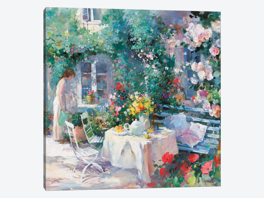 Romantico Dos by Willem Haenraets 1-piece Canvas Artwork
