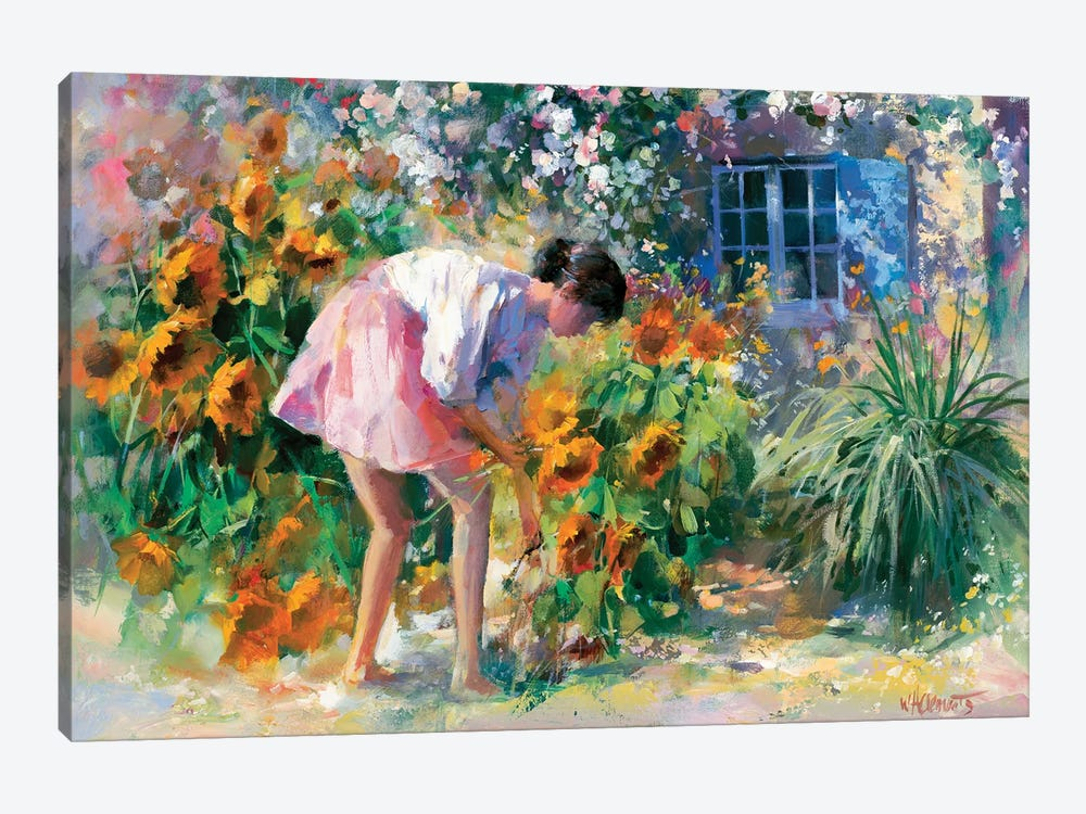 Romantico Uno by Willem Haenraets 1-piece Canvas Wall Art