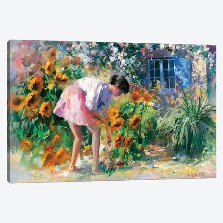 Romantico Uno Canvas Print #HAE219} by Willem Haenraets Canvas Art Print