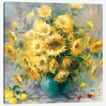 Shiny VI Canvas Print #HAE236} by Willem Haenraets Canvas Artwork