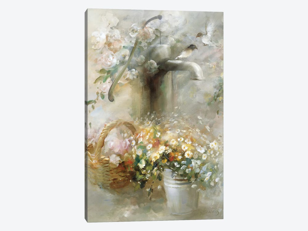 Soft Touch I by Willem Haenraets 1-piece Canvas Art