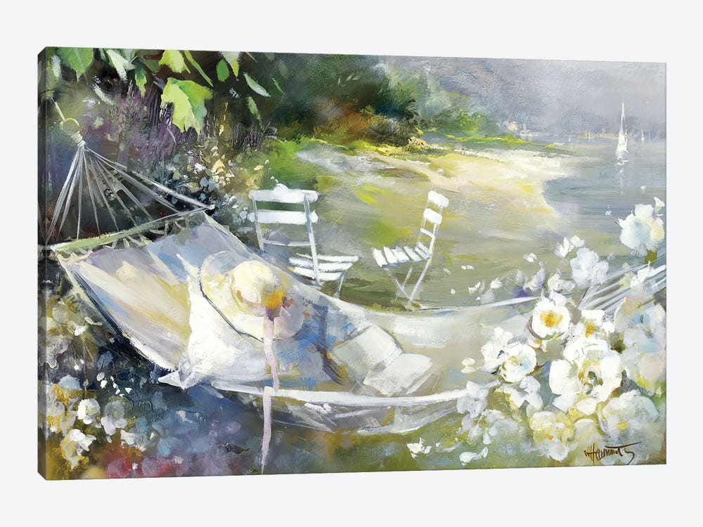 Soft Touch III by Willem Haenraets 1-piece Canvas Art