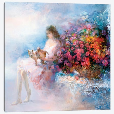 Special Memories Canvas Print #HAE245} by Willem Haenraets Canvas Art Print