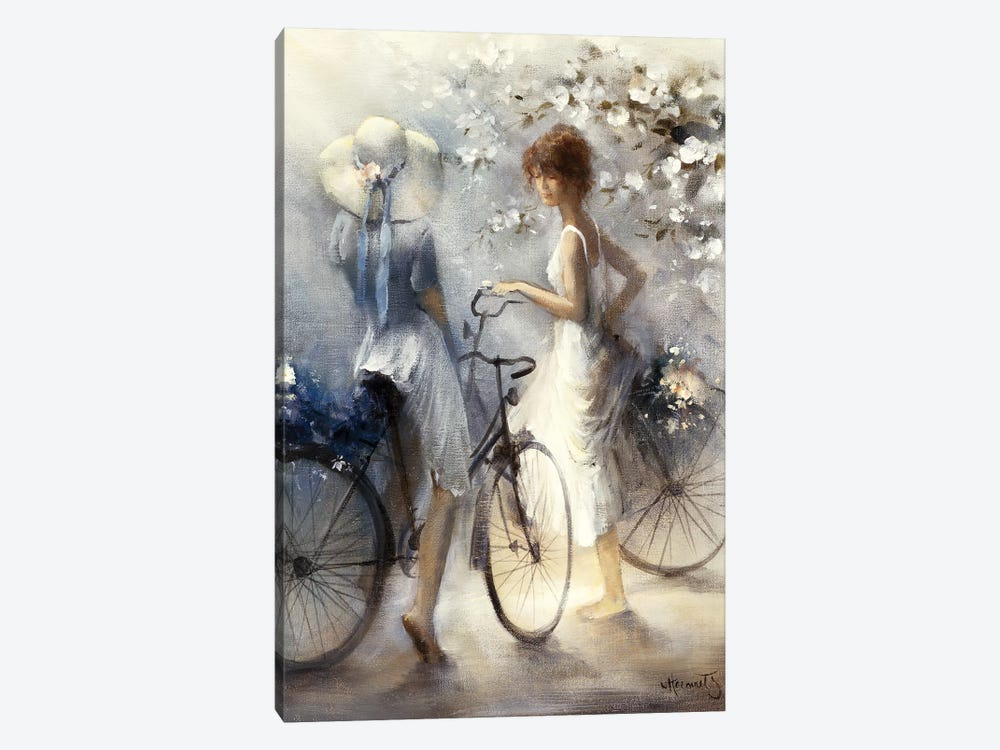 Spring by Willem Haenraets 1-piece Canvas Art