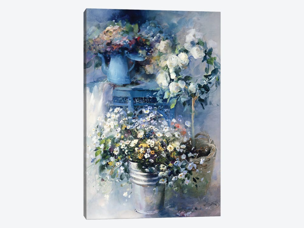 Summer Gift by Willem Haenraets 1-piece Canvas Art Print