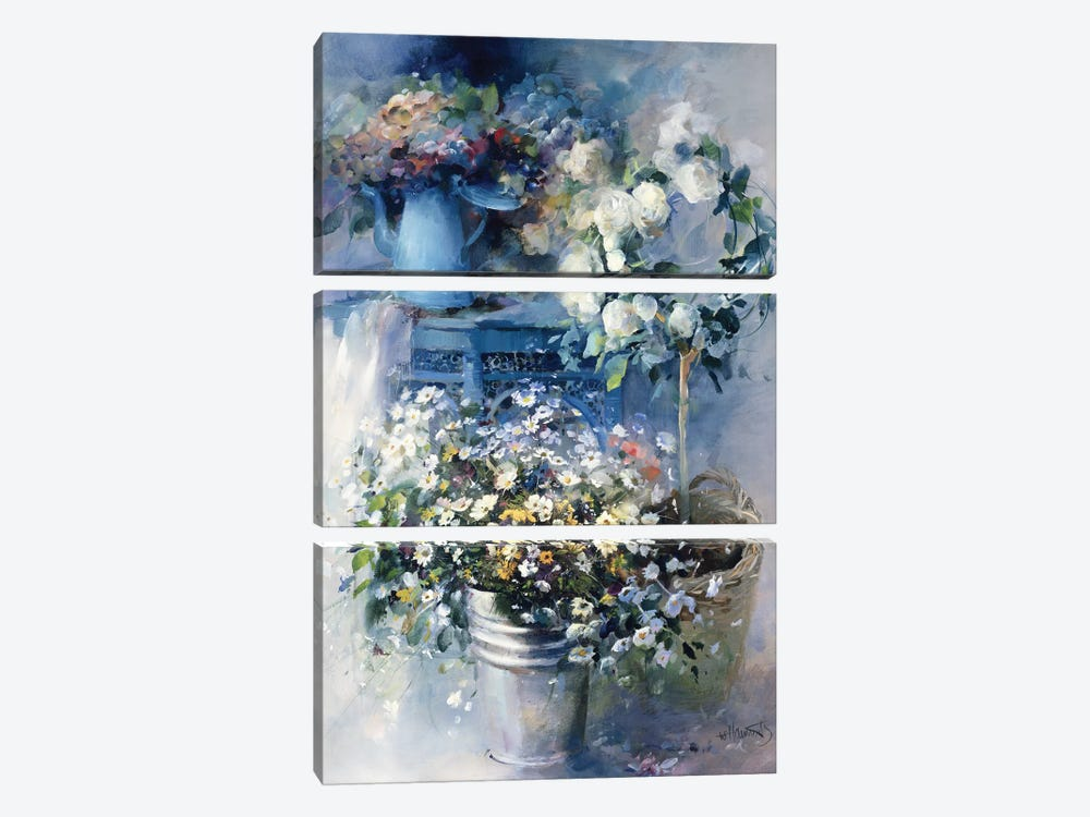 Summer Gift by Willem Haenraets 3-piece Art Print