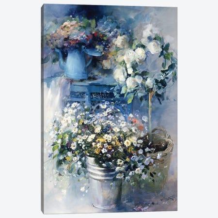Summer Gift Canvas Print #HAE250} by Willem Haenraets Canvas Art Print