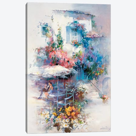 Summer Gold Canvas Print #HAE251} by Willem Haenraets Canvas Print