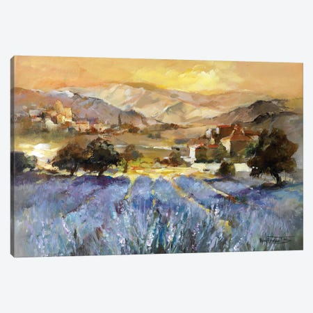 Tuscan Romance I Canvas Print #HAE268} by Willem Haenraets Canvas Wall Art
