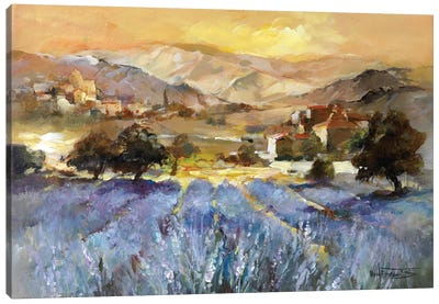 Tuscan Romance I Canvas Art Print