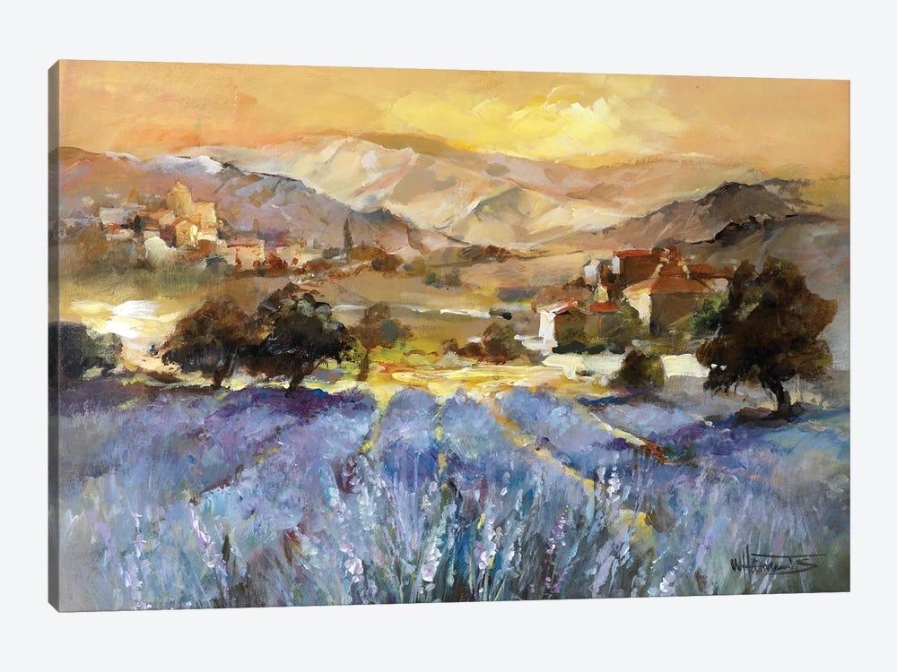 Tuscan Romance I by Willem Haenraets 1-piece Canvas Art