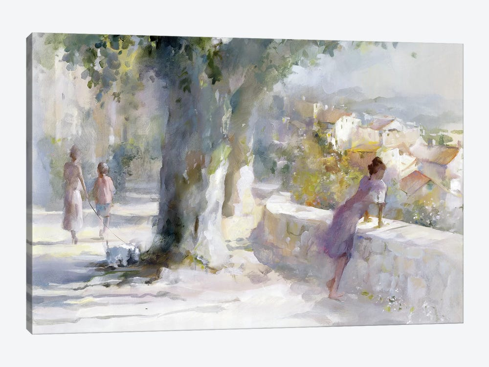 Whispering Wind by Willem Haenraets 1-piece Canvas Artwork