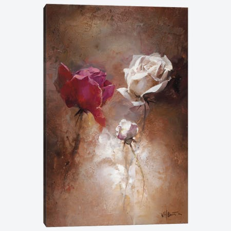 A Couple II Canvas Print #HAE2} by Willem Haenraets Canvas Art