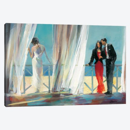 Dreaming About I Canvas Print #HAE31} by Willem Haenraets Art Print