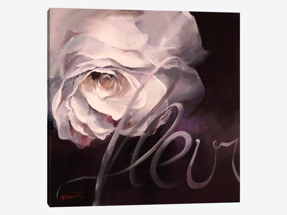 Fleur I by Willem Haenraets 1-piece Art Print