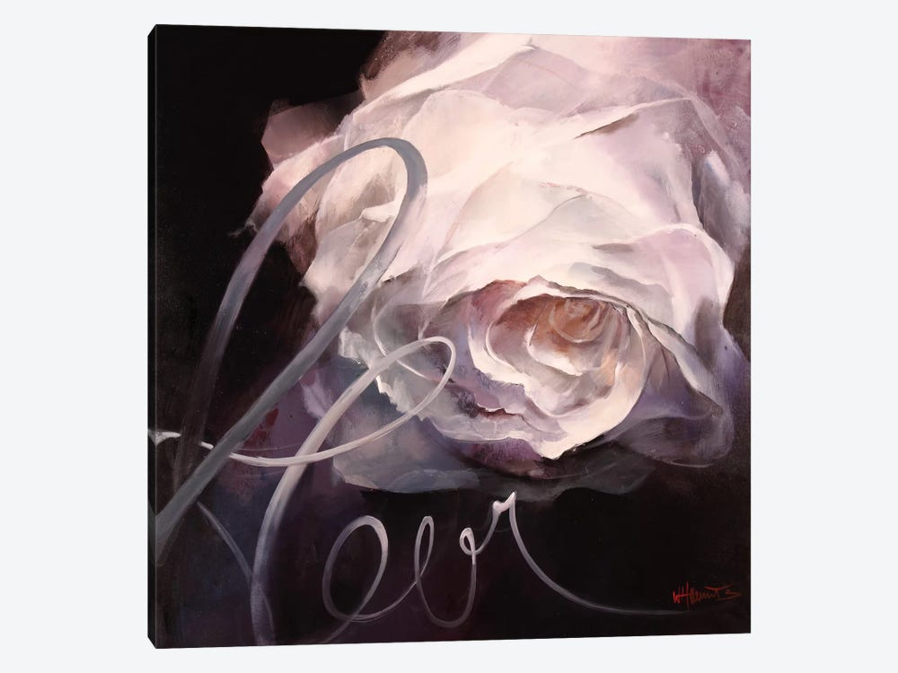 Fleur II by Willem Haenraets 1-piece Canvas Artwork
