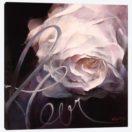 Fleur II Canvas Print #HAE37} by Willem Haenraets Canvas Art