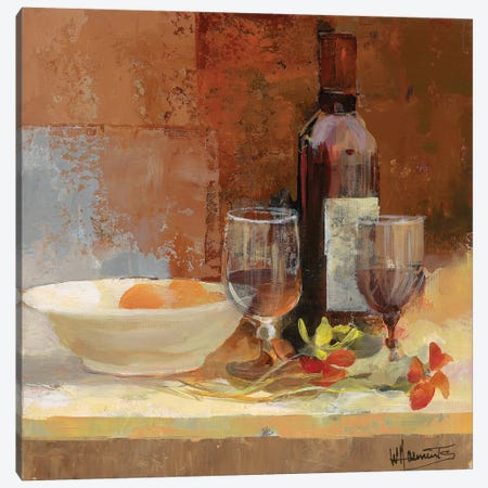 A Good Taste I Canvas Print #HAE3} by Willem Haenraets Canvas Artwork