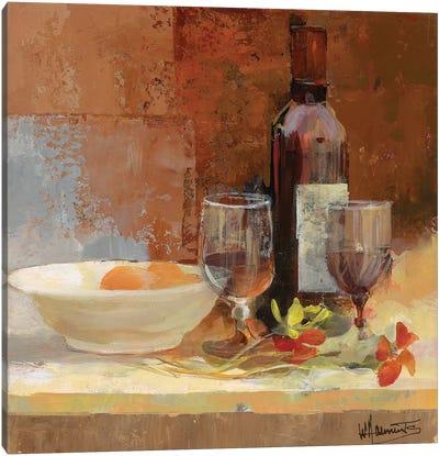 A Good Taste I Canvas Art Print