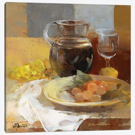 A Good Taste II Canvas Print #HAE4} by Willem Haenraets Art Print