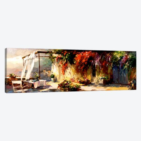 Romantic Place Canvas Print #HAE59} by Willem Haenraets Art Print