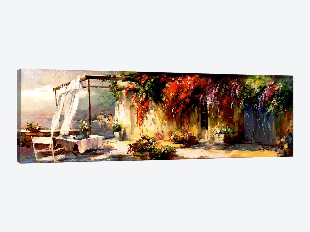 Romantic Place by Willem Haenraets 1-piece Canvas Artwork