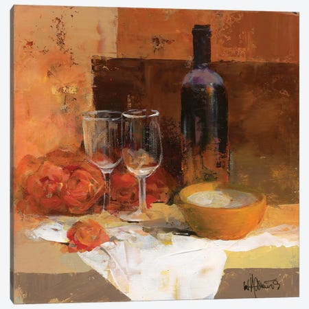 A Good Taste III Canvas Print #HAE5} by Willem Haenraets Canvas Art Print
