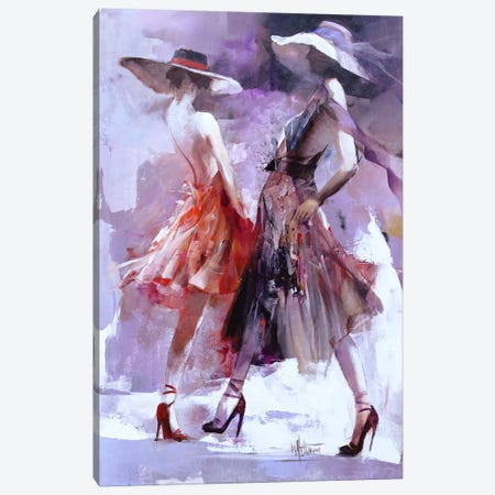 Showing Canvas Print #HAE66} by Willem Haenraets Canvas Print