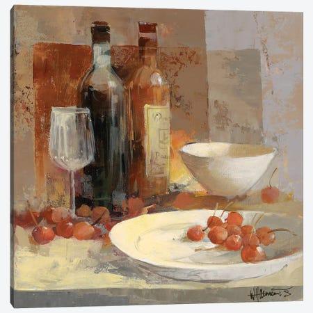 A Good Taste IV Canvas Print #HAE6} by Willem Haenraets Canvas Art Print