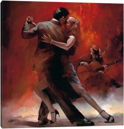Tango Argentino II Canvas Art Print