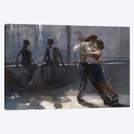 Tango Argentino V Canvas Print #HAE74} by Willem Haenraets Canvas Artwork