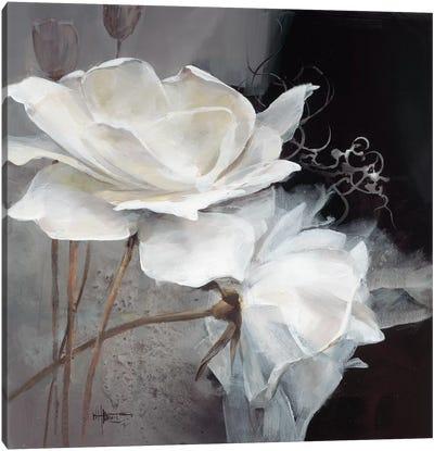 Wealth Of Flowers I Canvas Art Print