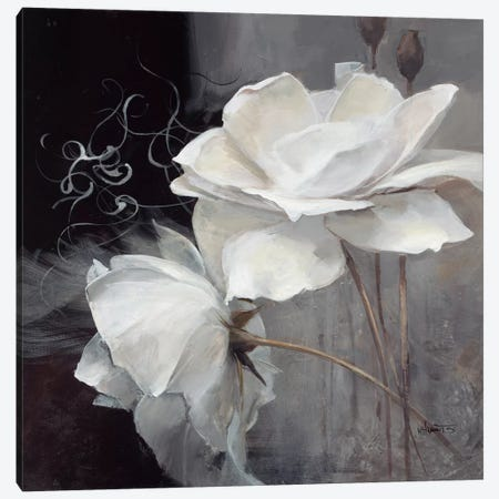 Wealth Of Flowers II Canvas Print #HAE82} by Willem Haenraets Canvas Wall Art