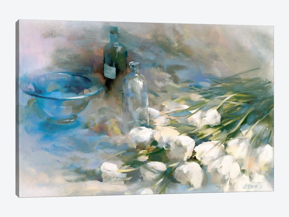 Adagio by Willem Haenraets 1-piece Canvas Art Print