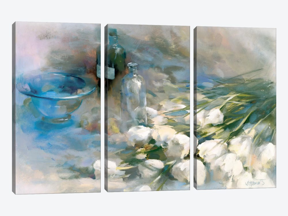 Adagio by Willem Haenraets 3-piece Canvas Print