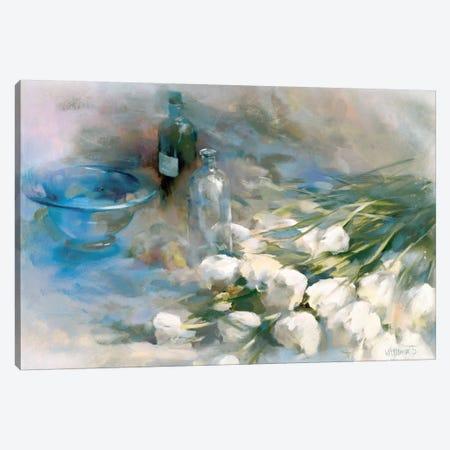 Adagio 3-Piece Canvas #HAE92} by Willem Haenraets Art Print
