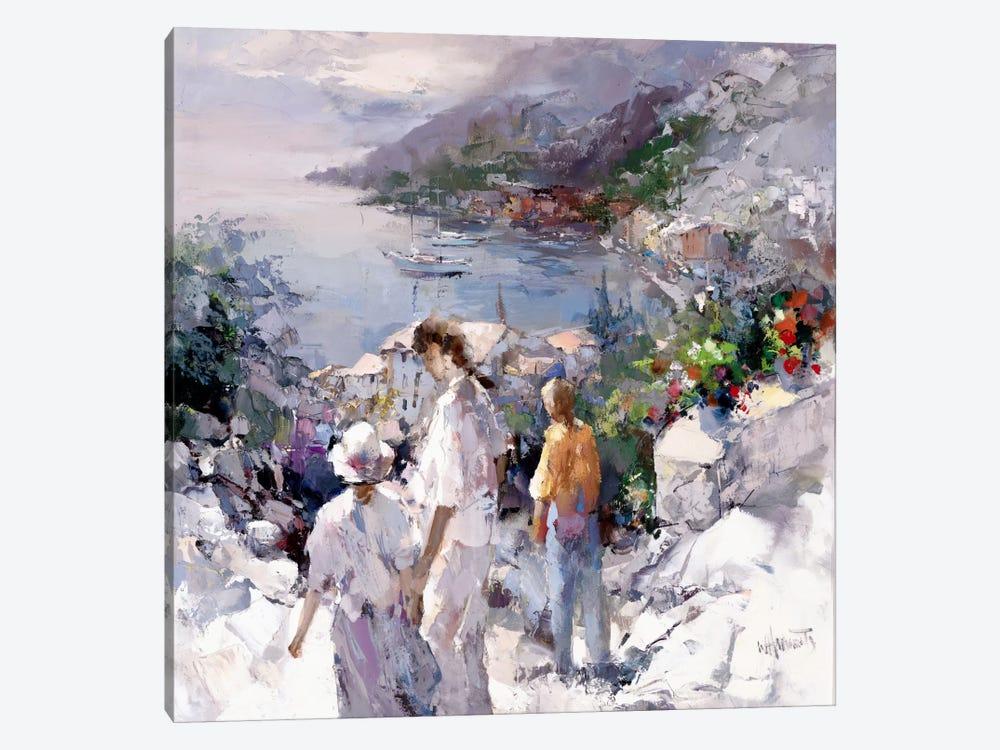 An Unforgettable View by Willem Haenraets 1-piece Canvas Art