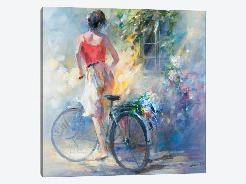 Anybody Home? by Willem Haenraets 1-piece Art Print