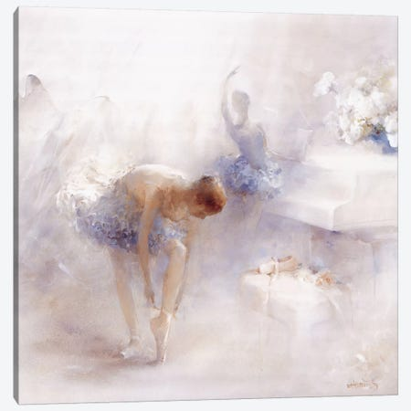 Audition Canvas Print #HAE96} by Willem Haenraets Canvas Art