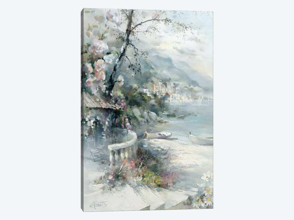 Bayside I by Willem Haenraets 1-piece Canvas Wall Art