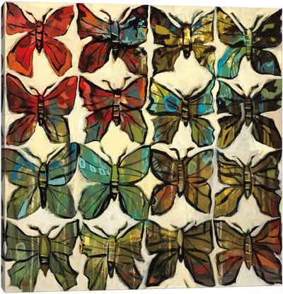 Butterflies Canvas Art Print
