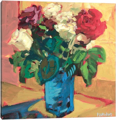 Spring Collection Canvas Art Print