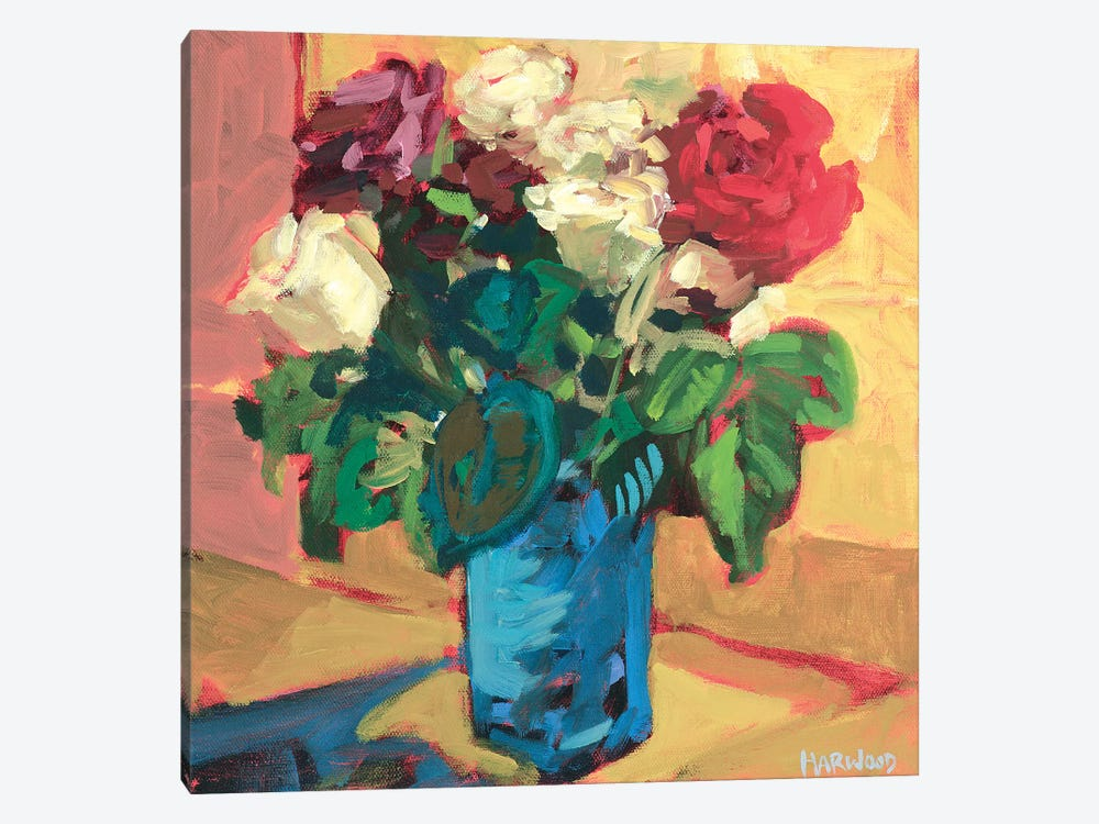 Spring Collection by Jennifer Harwood 1-piece Canvas Art