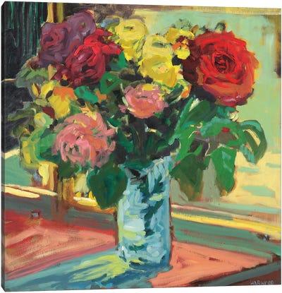 Window Sill II Canvas Art Print