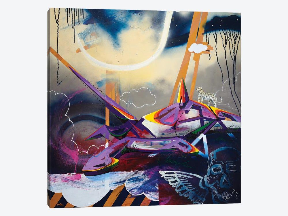Last Setting by Harry Salmi 1-piece Canvas Artwork
