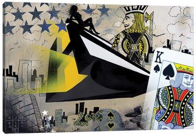 Spades Canvas Art Print