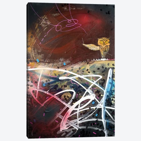 Symphony Canvas Print #HAS18} by Harry Salmi Canvas Art Print