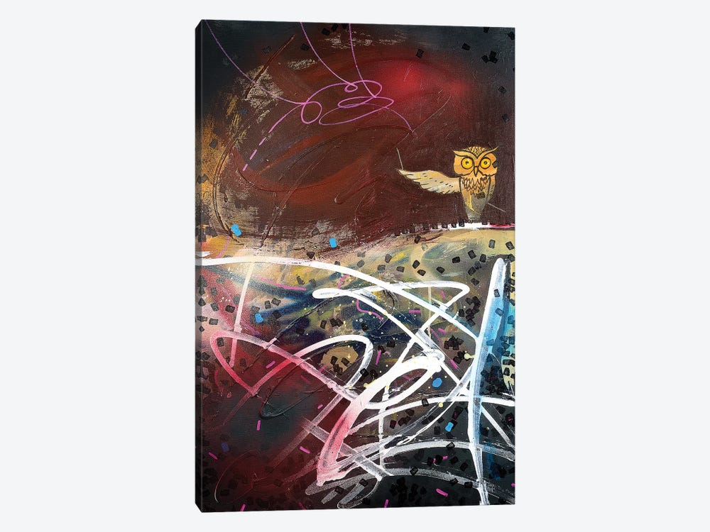 Symphony by Harry Salmi 1-piece Canvas Art