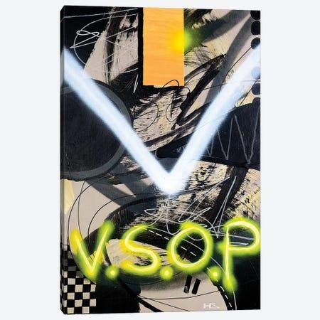 V.S.O.P Canvas Print #HAS21} by Harry Salmi Canvas Wall Art