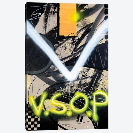 V.S.O.P Canvas Print #HAS21} by Harry Salmi Canvas Wall Art